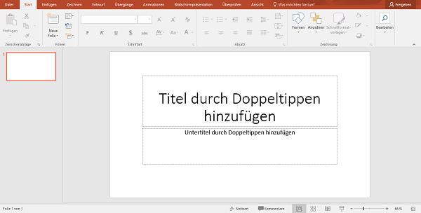 Powerpoint Presentations Can Be Very Effective